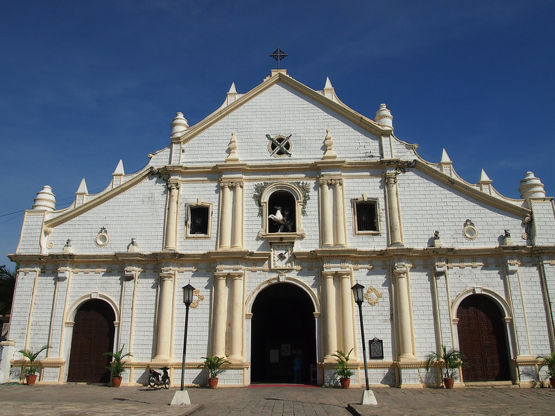 The Vigan Cathedral, or the St. Paul's Metropolitan Cathedral, an Earthquake Baroque-style church with neo-gothic motifs. Uniquely ours.